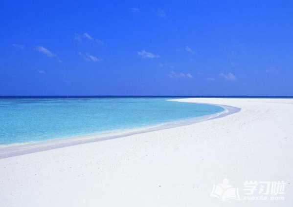 真实的海边风景照片 海边真实风景图片