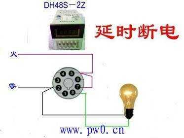电工常见电路图 电工常见接线图