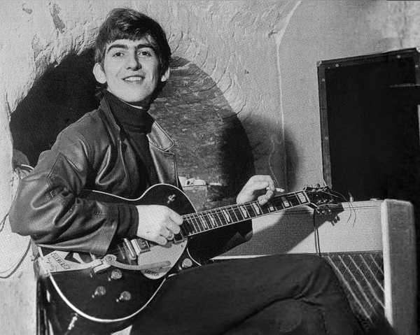 乔治哈里森 乔治·哈里森的吉他