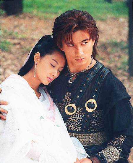 2001年,《萧十一郎》上映,吴奇隆再次受到关注.图片